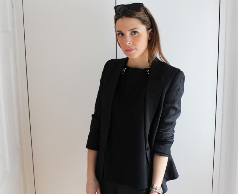 Zara-black-studded-top-5