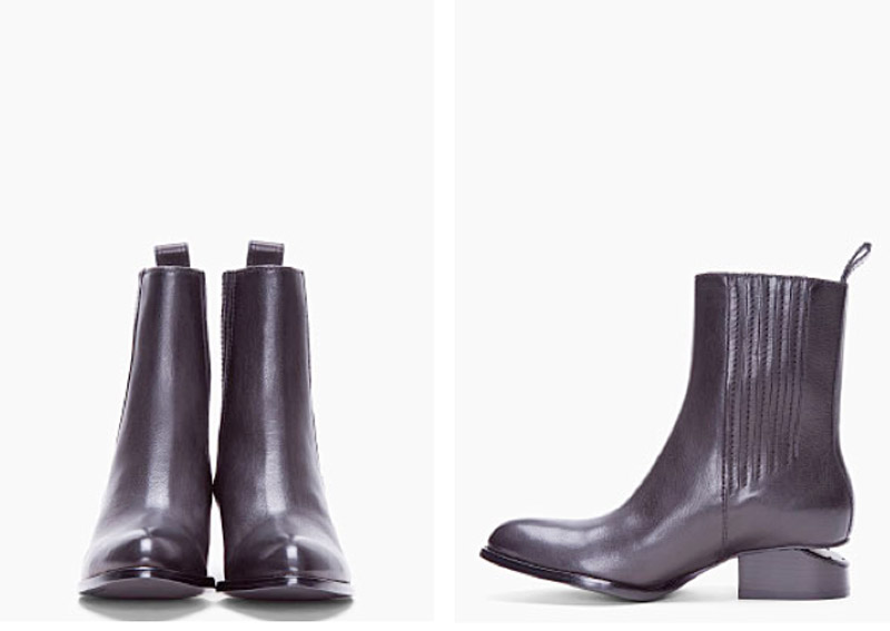 Wish List: Alexander Wang Chelsea Boots
