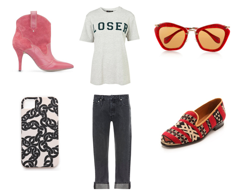 bab5a1d36d6e I wouldn t mind any of these pieces in my wardrobe at the moment.  Coincidentally a lot of red