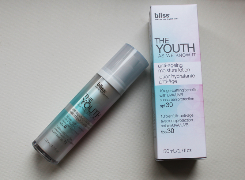 BEAUTY MUST-HAVE: BLISS