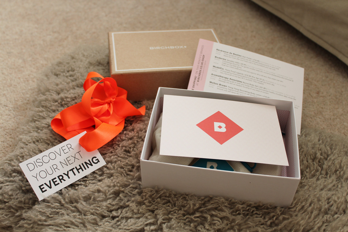 BEAUTY MUST-HAVE: BIRCHBOX