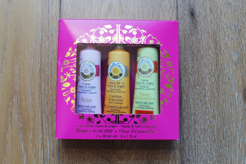 Christmas Gift Ideas: Roger & Gallet