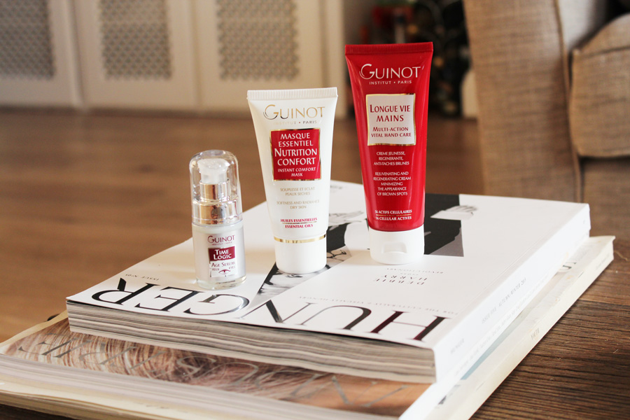 Wedding Series: My Daily Beauty Routine with Guinot