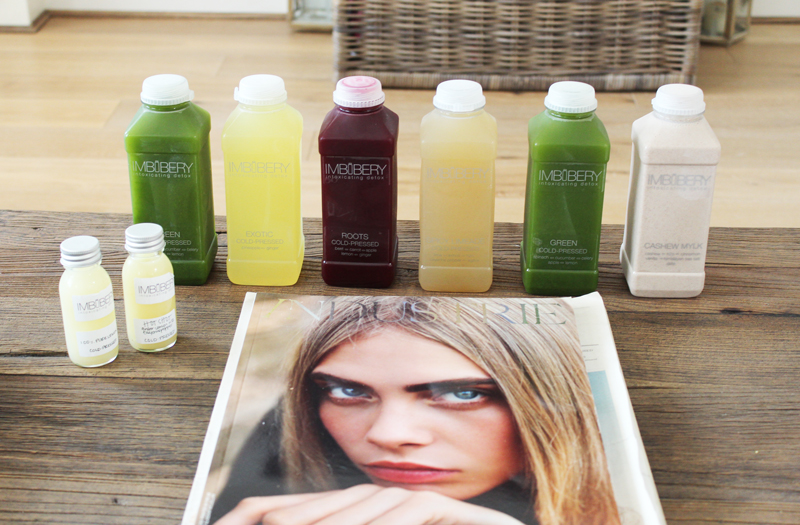 Wedding Series: IMBIBERY 3-Day Juice Detox Review