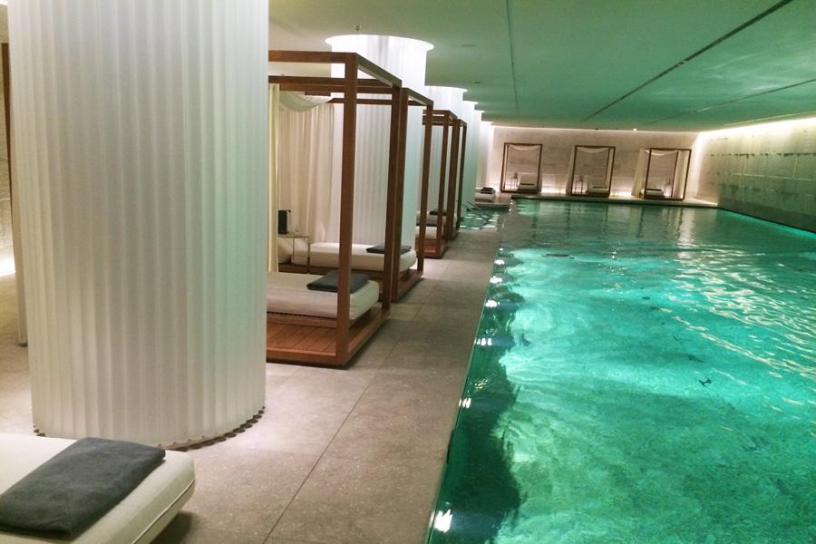 Pure Flow at The Bulgari Hotel, London