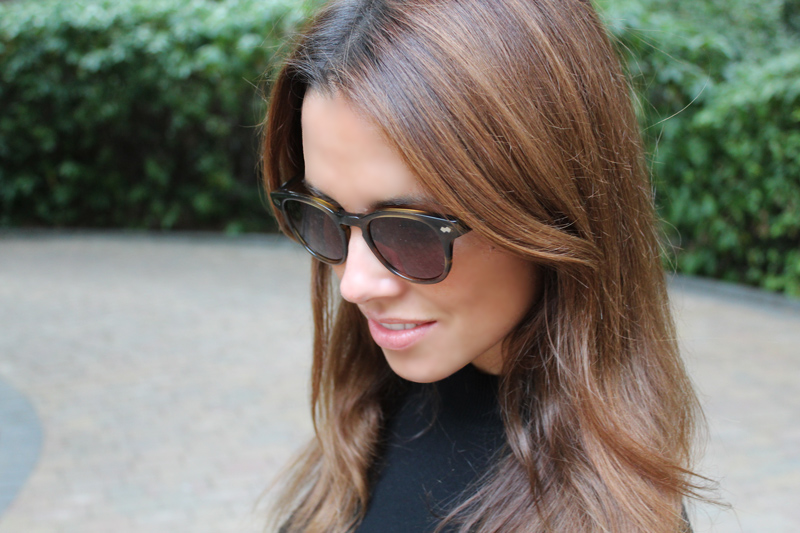 sunglasses direct  Anneli Bush - London Retro Reggie Sunglasses - Anneli Bush
