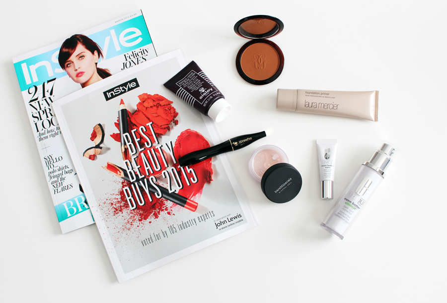 InStyle Magazine's Best Beauty Buys 2015