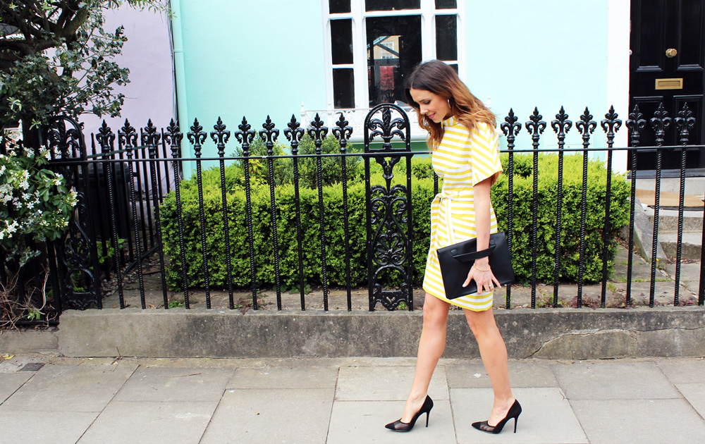 HOW TO WEAR: SUMMER EVENT DRESSING WITH KAREN MILLEN