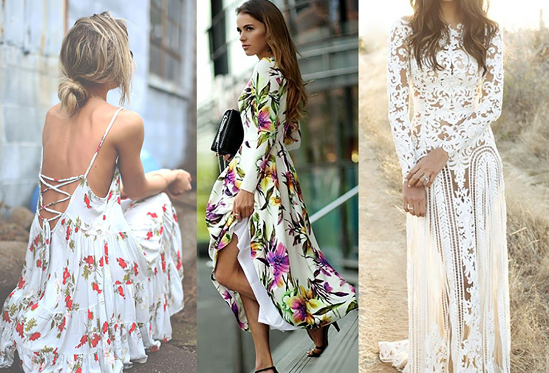 SUMMER DRESSES: BUDGET VS. LUXURY