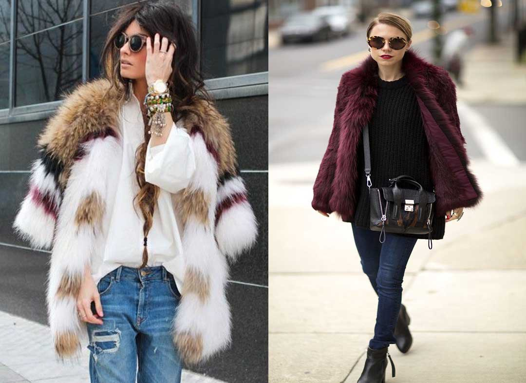 Anneli Bush - TOP 10 STAR BUYS: FAUX FUR COATS - Anneli Bush