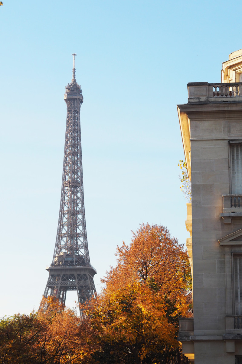 WEEKEND GETAWAY TO PARIS: PART TWO