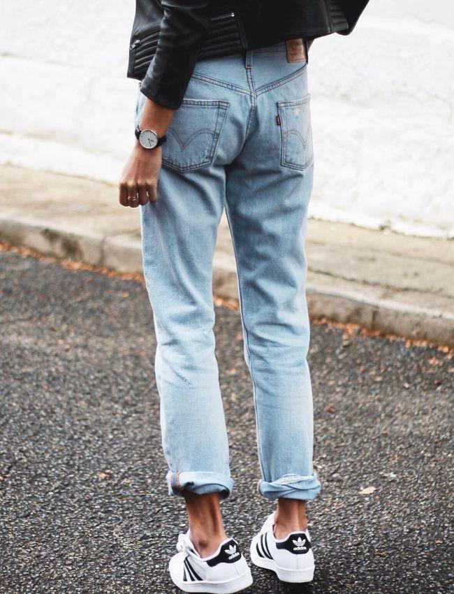 porter le jean mom