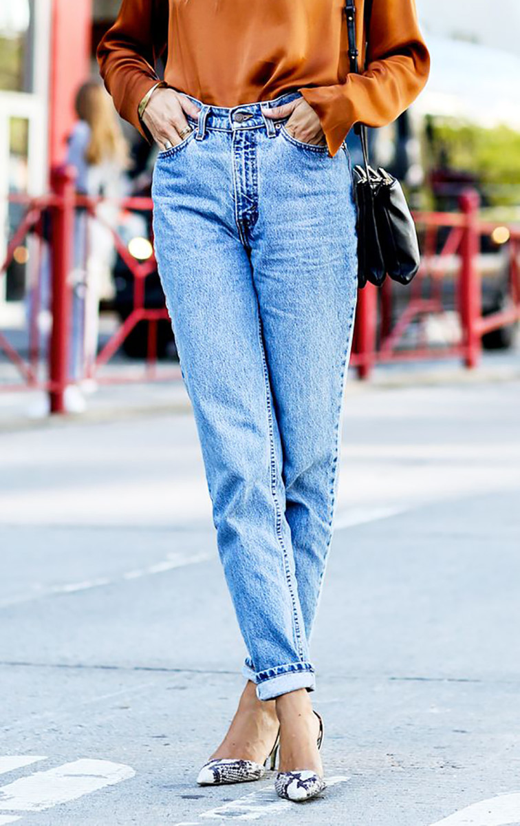 THE HIGH STREET JEANS GUIDE