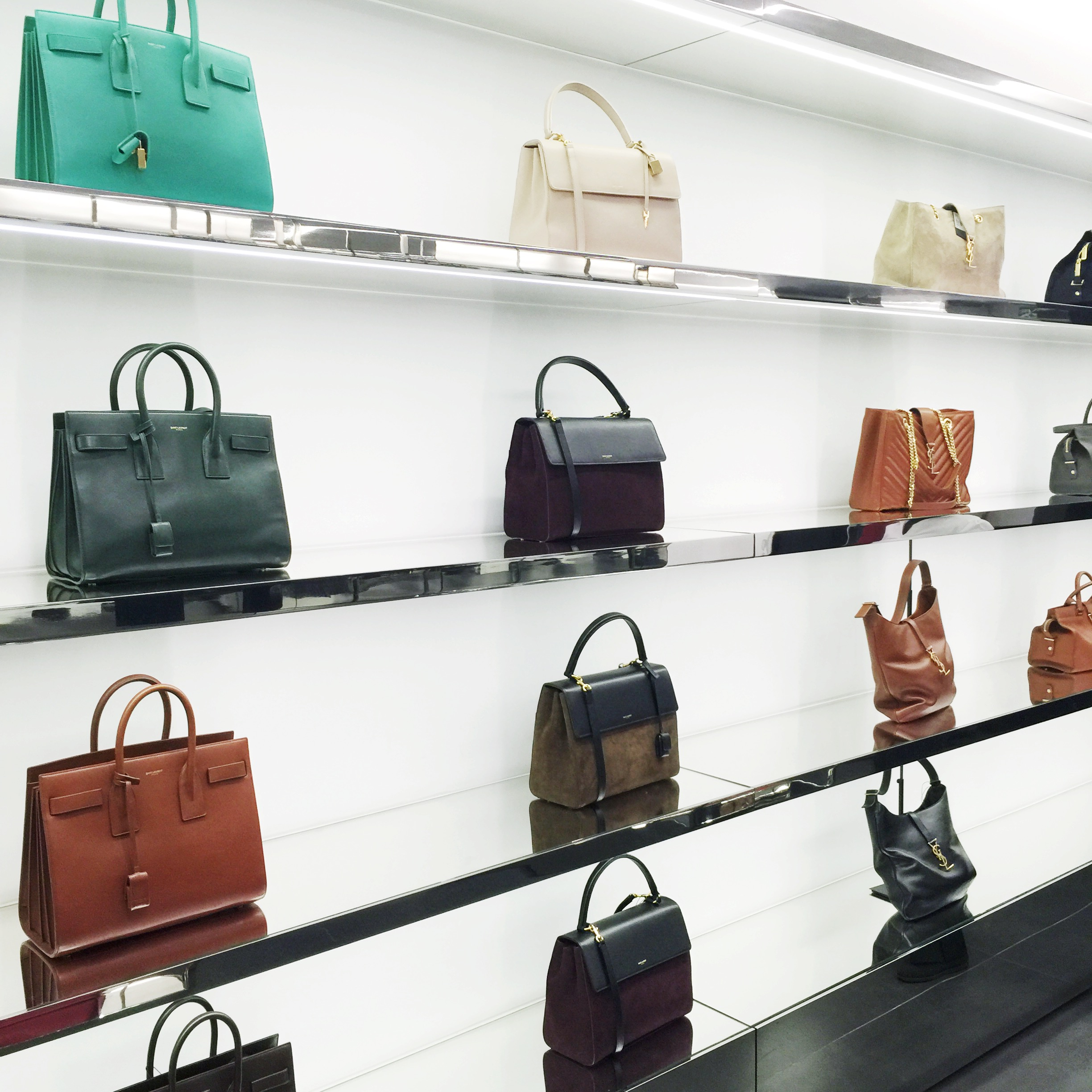 22161b05a5 Talking about bags… My intention was to to scoop up one from either Saint  Laurent or Celiné – two of my go-to bag designers. And although there was a  great ...