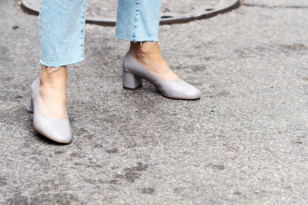 3 WAYS TO STYLE: THE GLOVE SHOES