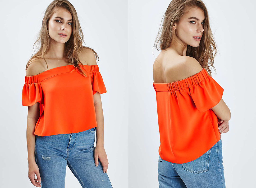 61accba802420 Anneli Bush - WEEKLY TOP 5  BARDOT TOPS - Anneli Bush