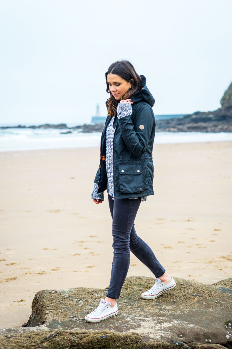 SEASIDING WITH BARBOUR