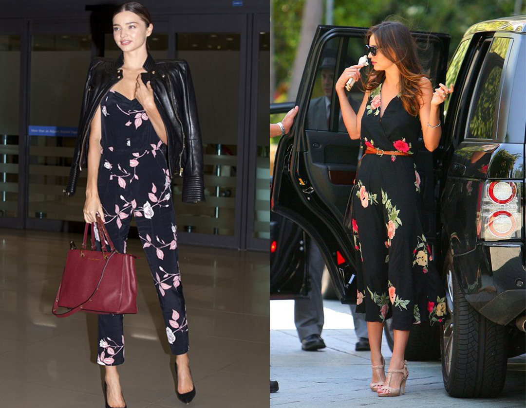 3 WAYS TO STYLE: THE FLORAL JUMPSUIT