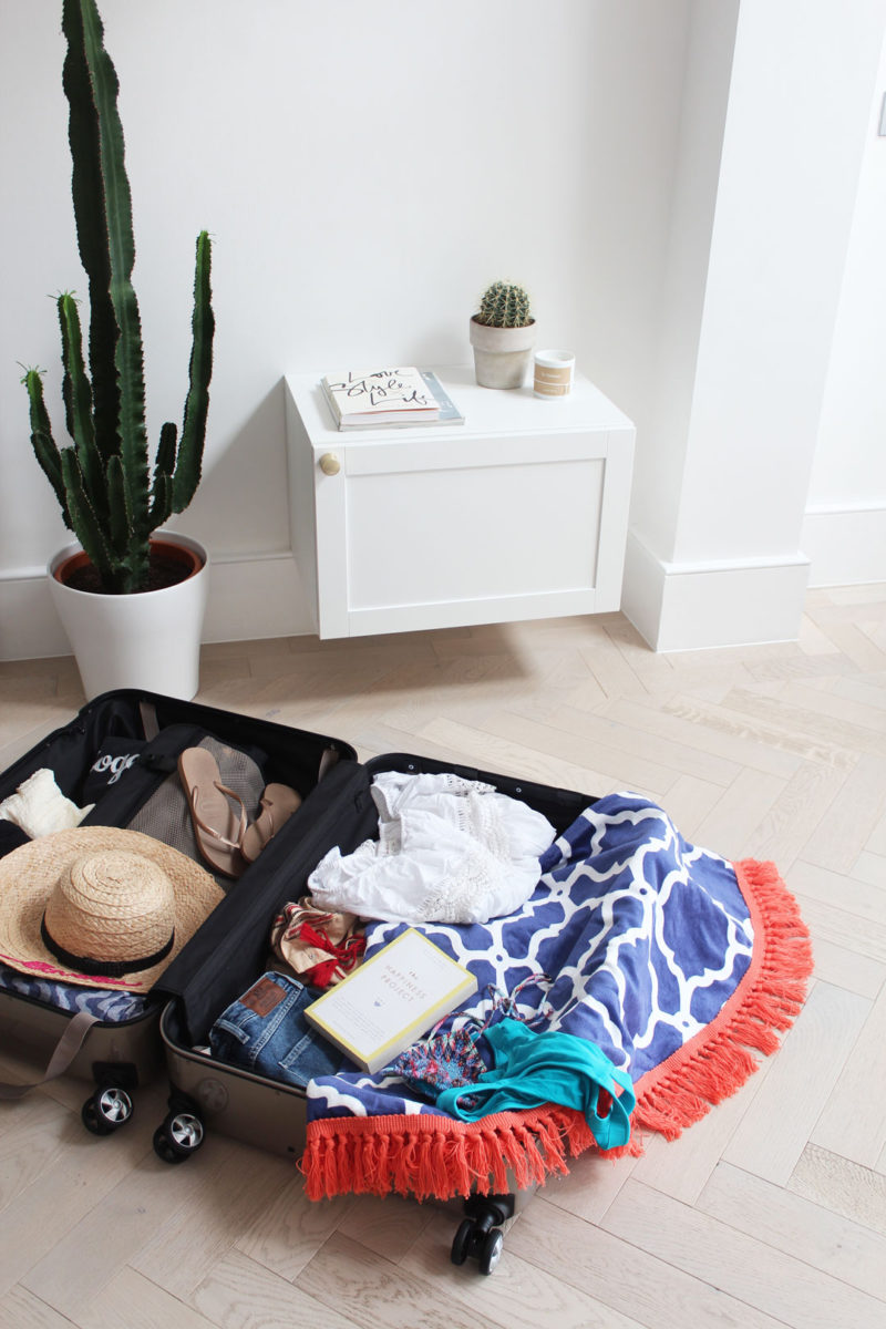 MY GO-TO TRAVEL PREPARATION & HOLIDAY TIPS