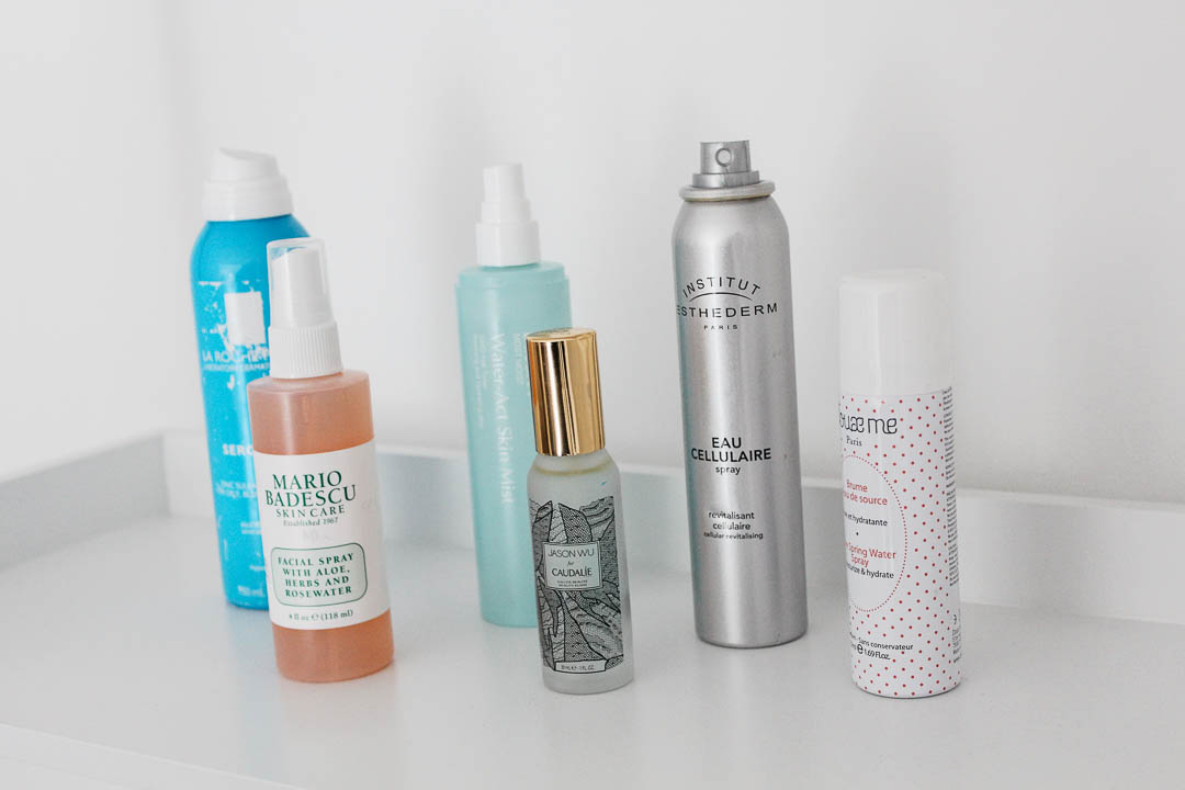 TRIED & TESTED   FACIAL MISTS