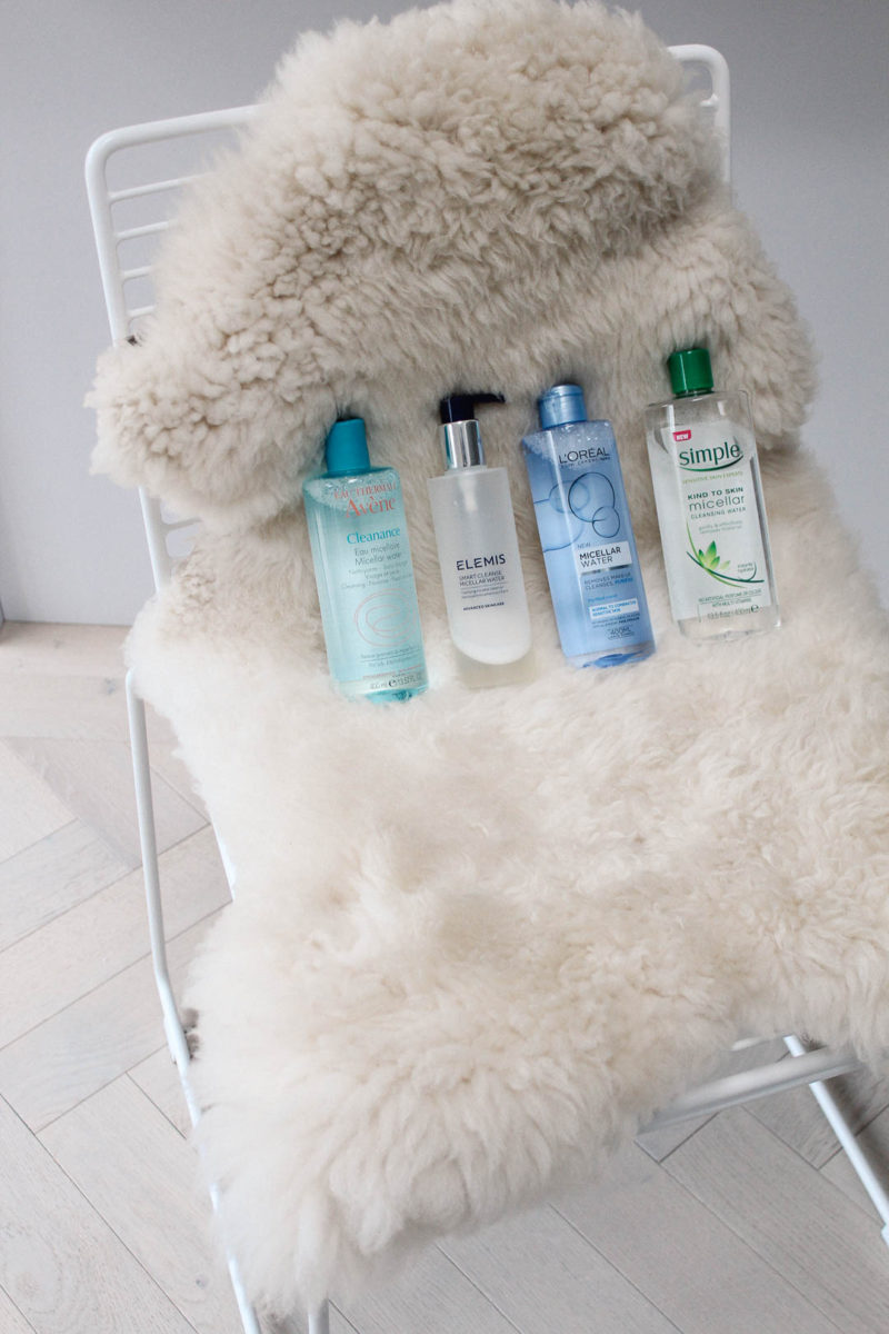 TRIED & TESTED | MICELLAR WATER