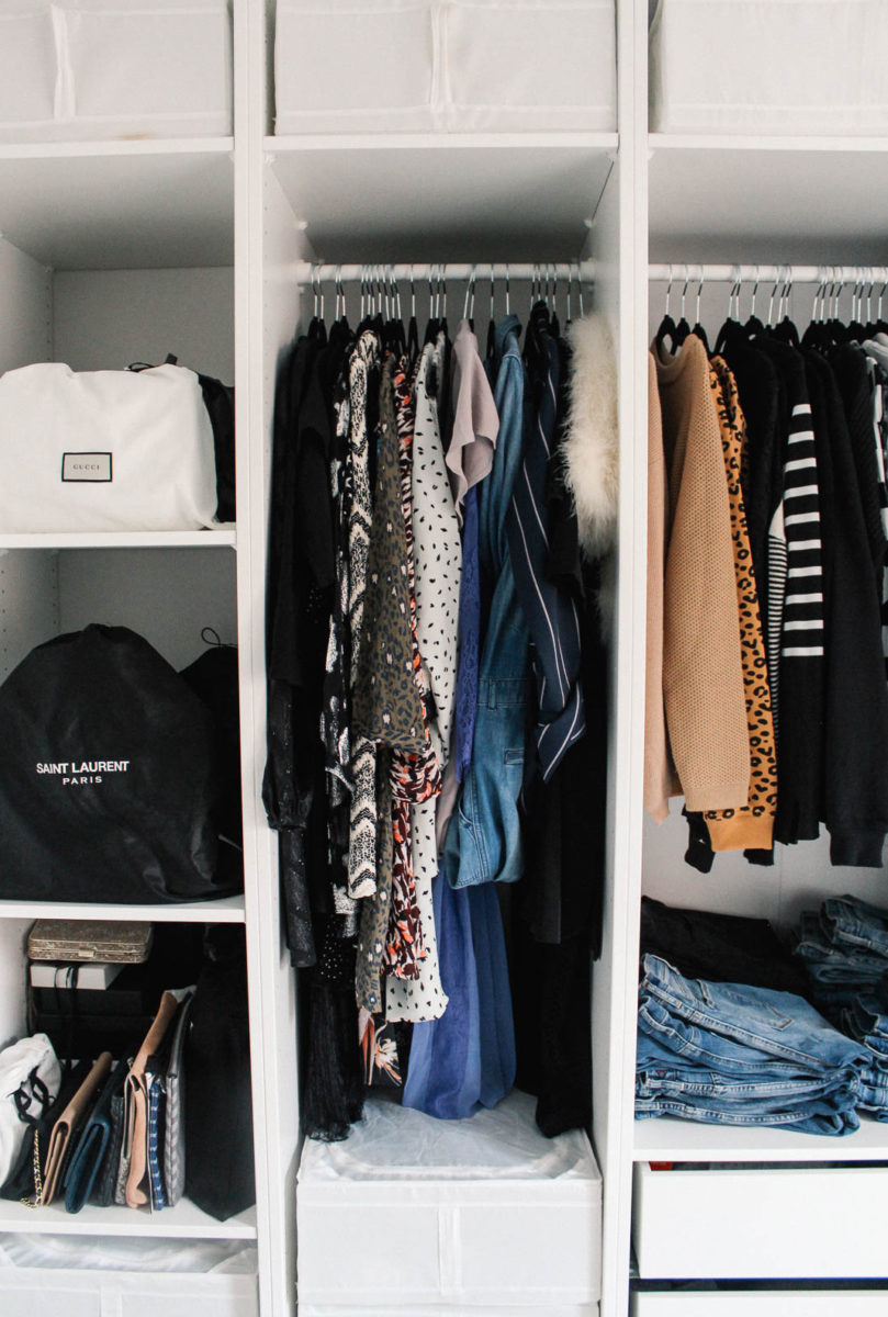 TOP 10 TIPS TO DETOX YOUR WARDROBE (TRIED & TESTED)