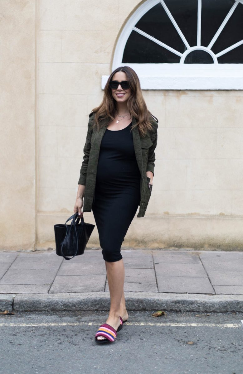DRESSING THE BUMP #2 | BODY ENHANCING