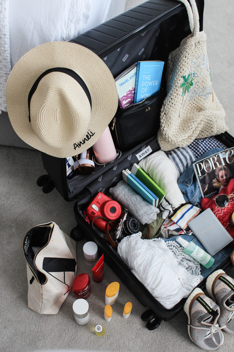 MY SUMMER HOLIDAY PACKING GUIDE IN 1-2-3