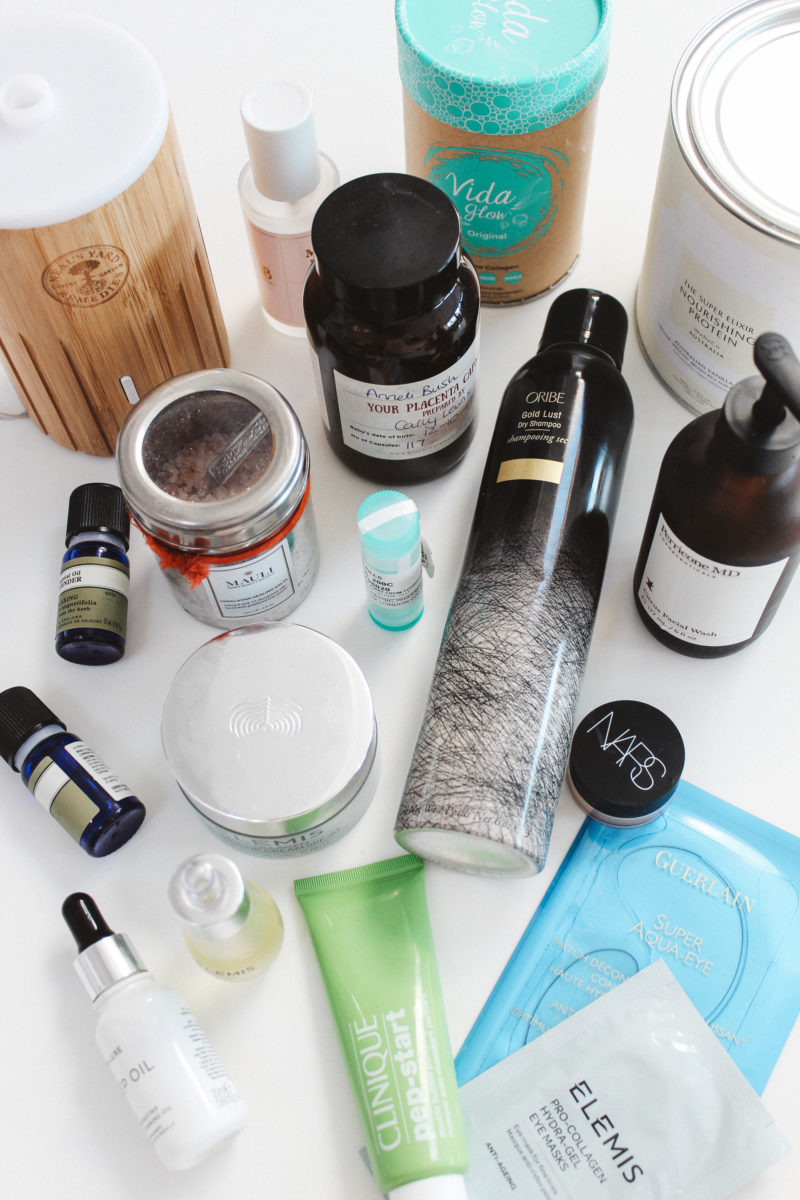 MY TOP POST-PREGNANCY BEAUTY & WELLNESS ESSENTIALS
