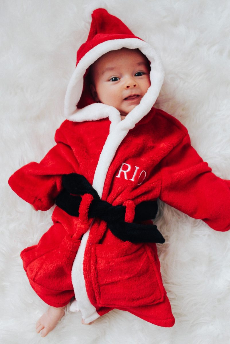 OUR 1ST CHRISTMAS