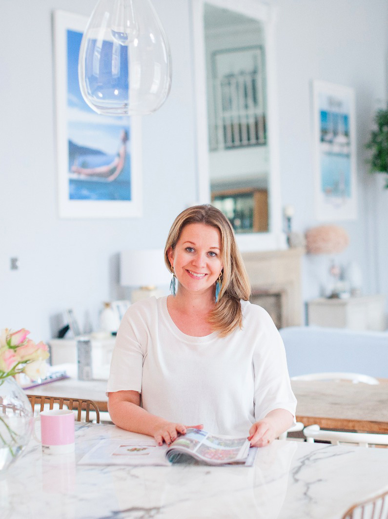 POWER 10 WITH LAURA BUTLER-MADDEN, INTERIOR DESIGNER & LIFESTYLE BLOGGER