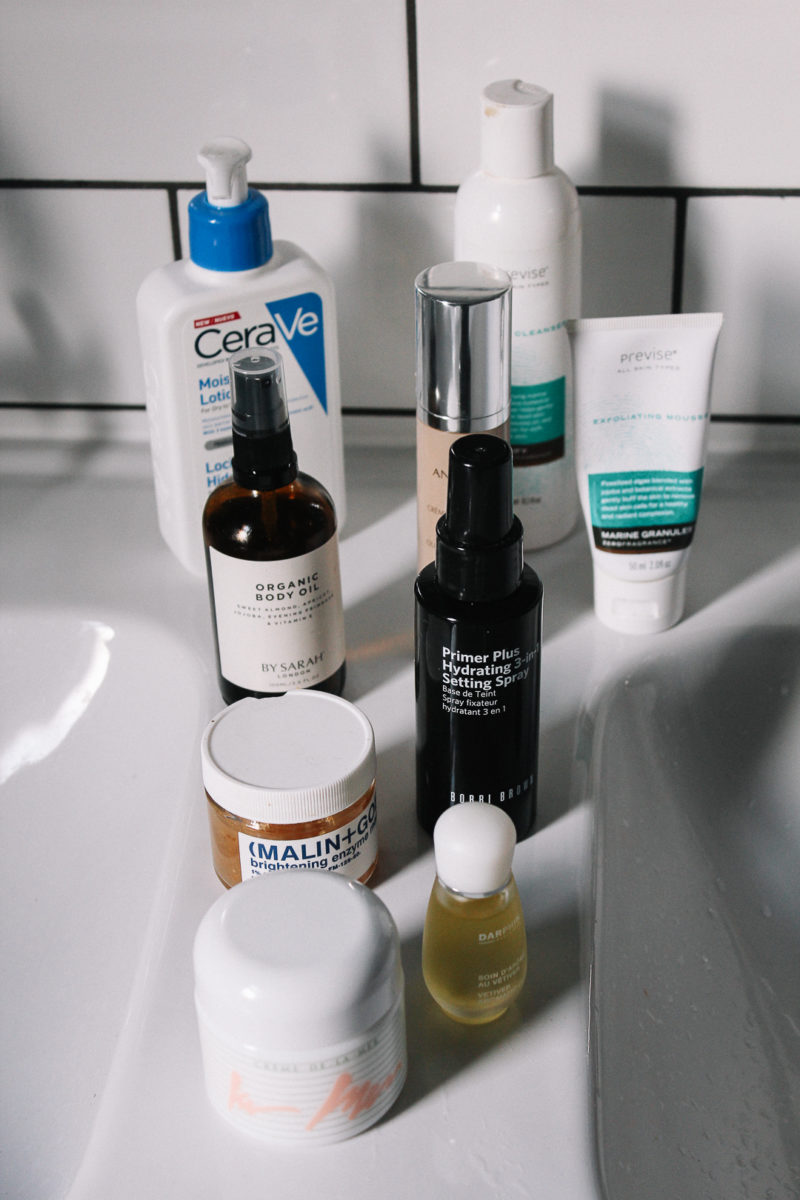 MY AUTUMN SKIN ESSENTIALS