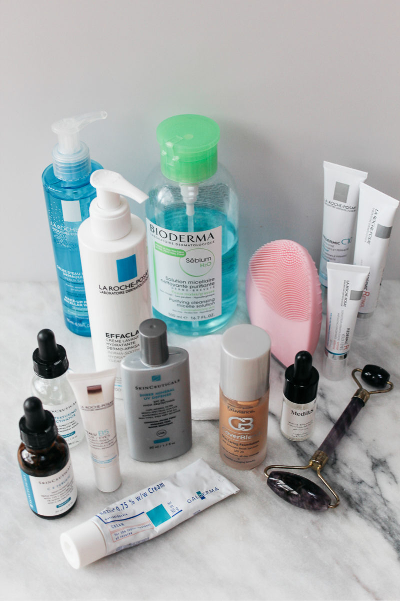 MY SKINCARE OVERHAUL FOR SPRING