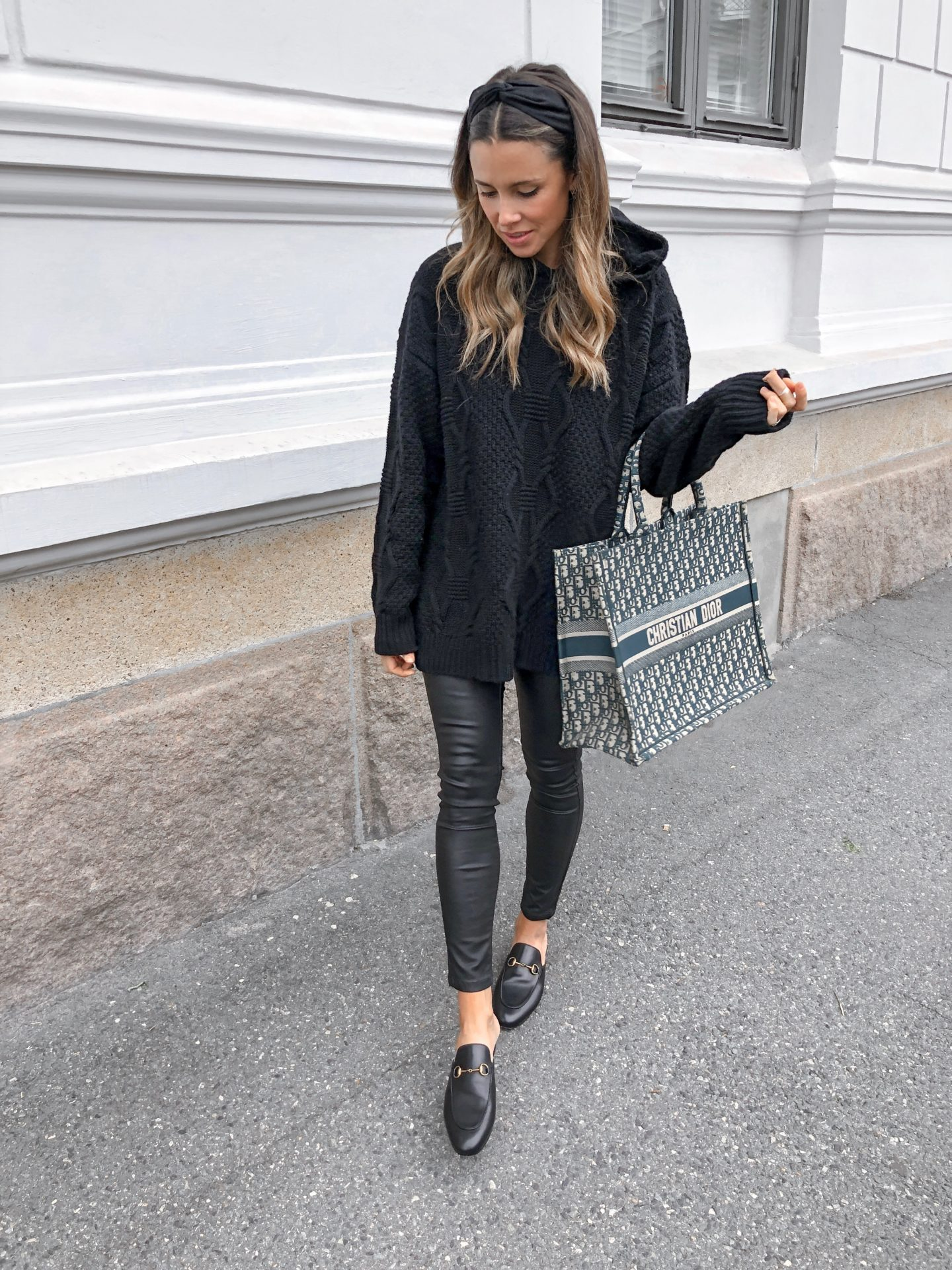 6 FAUX LEATHER PANTS UNDER £30