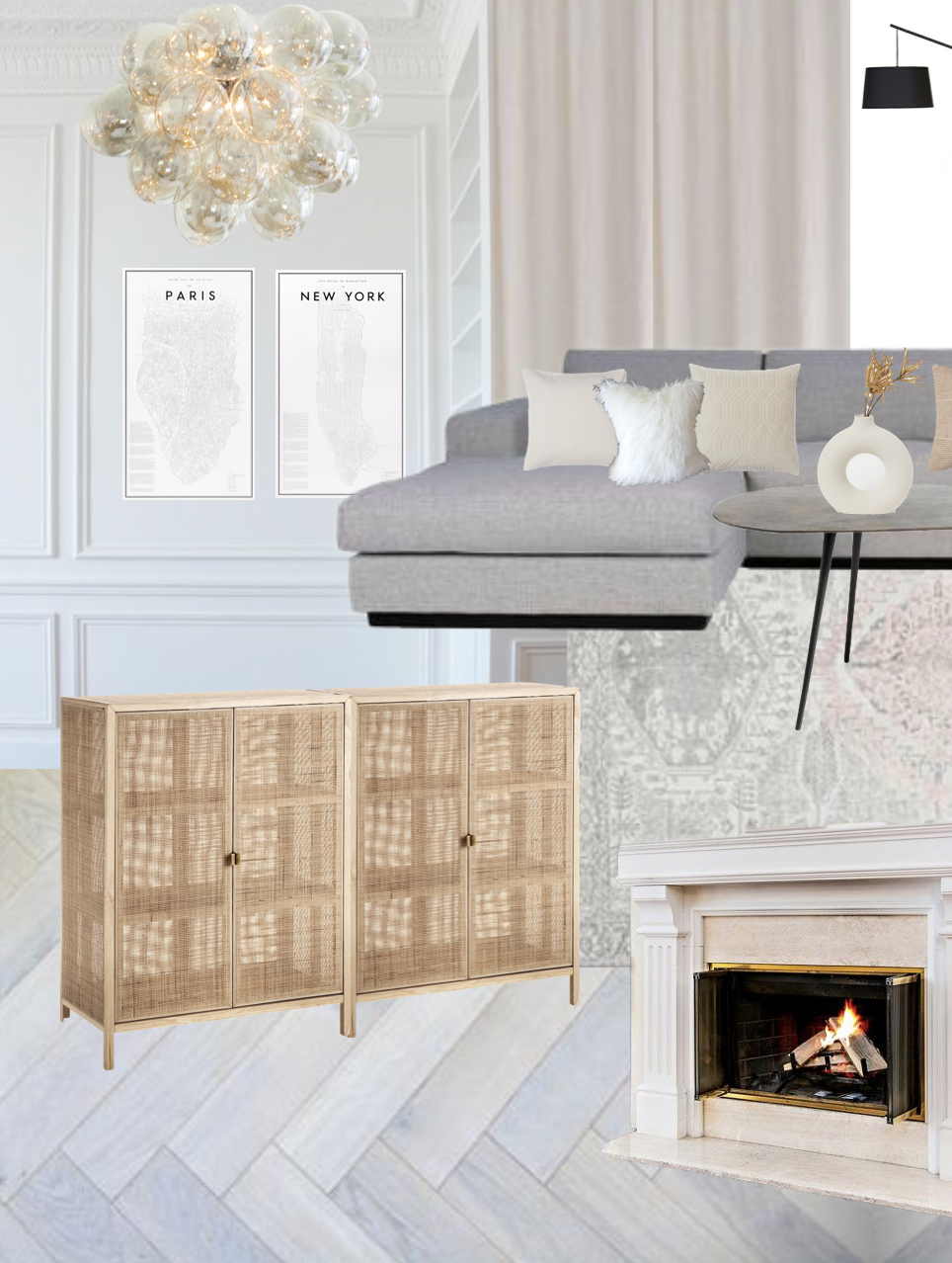 RENOVATION UPDATE: MOOD BOARDS & MY INSPIRATION